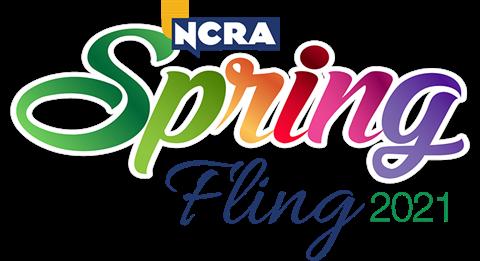 ncra spring fling logo